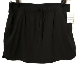 Champion Duo Dry Active skirt- Short Black sz XXL